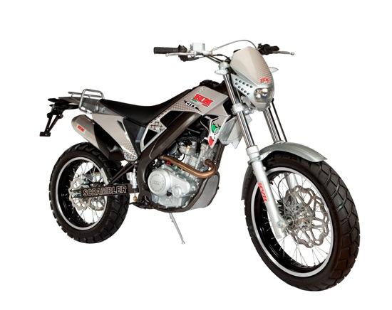 טוב מאוד אופנועים חדשים וגישות חדשות מבית HM - נזימה DF-53