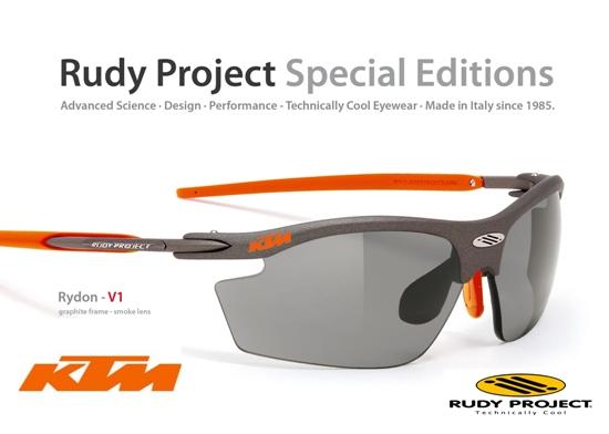 פנטסטי חדש ב-KTM: משקפי Rudy Project - נזימה RD-11